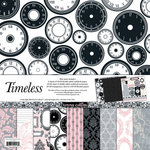 Teresa Collins - Timeless Collection - 12 x 12 Paper and Accessories Pack