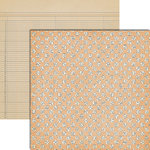 Teresa Collins - Vintage Finds Collection - 12 x 12 Double Sided Paper - Dots