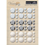 Teresa Collins - Vintage Finds Collection - Faceted Rhinestones