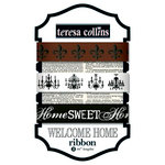 Teresa Collins - Welcome Home Collection - Ribbon