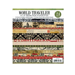 Teresa Collins - World Traveler Collection - 6 x 6 Pad