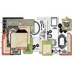 Teresa Collins - World Traveler Collection - Memory Album Kit