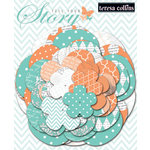 Teresa Collins - Tell Your Story Collection - Paper Flowers