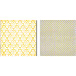 Teresa Collins - Carolina Breeze Collection - 12 x 12 Double Sided Paper - Taylor
