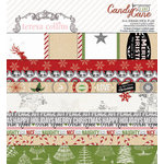 Teresa Collins Designs - Candy Cane Lane Collection - Christmas - 6 x 6 Paper Pad