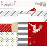 Teresa Collins Designs - Candy Cane Lane Collection - Christmas - File Folders