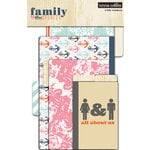 Teresa Collins Designs - Family Stories Collection - File Folders