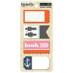 Teresa Collins Designs - Family Stories Collection - Sticky Notes