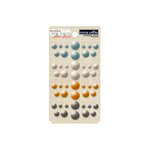 Teresa Collins - He Said She Said Collection - He Said - Enamel Dots