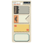 Teresa Collins Designs - He Said She Said Collection - He Said - Sticky Notes
