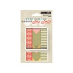 Teresa Collins - He Said She Said Collection - She Said - Washi Tape