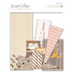 Teresa Collins Designs - Life Emporium Collection - Ephemera Pack