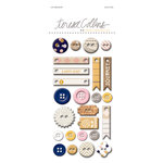 Teresa Collins - Life Emporium Collection - Decorative Buttons