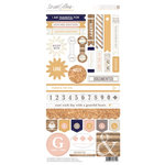 Teresa Collins Designs - Life Emporium Collection - Cardstock Stickers - Decorative