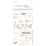 Teresa Collins Designs - Life Emporium Collection - Rub Ons