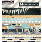 Teresa Collins - Memorabilia Collection - 6 x 6 Paper Pad