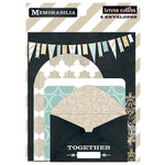 Teresa Collins Designs - Memorabilia Collection - Envelopes