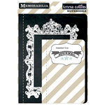 Teresa Collins Designs - Memorabilia Collection - Notebooks