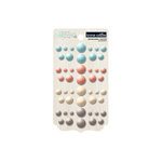 Teresa Collins - Memories Collection - Enamel Dots