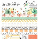Teresa Collins Designs - Nine and Co Collection - 6 x 6 Paper Pad