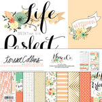 Teresa Collins Designs - Nine and Co Collection - 12 x 12 Collection Pack