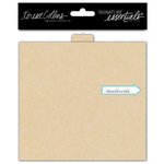 Teresa Collins Designs - Signature Essentials Collection - Flip Book - Kraft - Large