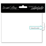 Teresa Collins Designs - Signature Essentials Collection - Flip Book - White - Small