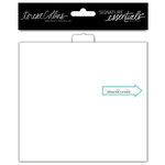 Teresa Collins Designs - Signature Essentials Collection - Flip Book - White - Large