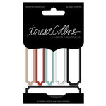 Teresa Collins - Signature Essentials Collection - Cardstock Stickers - Labels