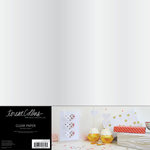 Teresa Collins Designs - Signature Essentials Collection - 12 x 12 Clear Sheets - 5 Pack