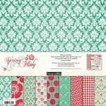Teresa Collins - Spring Fling Collection - 12 x 12 Paper and Accessories Pack