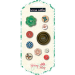 Teresa Collins - Spring Fling Collection - Buttons