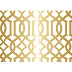 Teresa Collins Designs - Studio Gold Collection - Card Set - Lattice