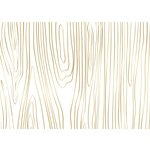 Teresa Collins Designs - Studio Gold Collection - Card Set - Woodgrain