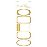 Teresa Collins Designs - Studio Gold Collection - Sticky Labels