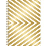 Teresa Collins Designs - Studio Gold Collection - Notebook