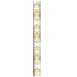 Teresa Collins Designs - Studio Gold Collection - Craft Wrap - Foil Damask
