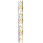 Teresa Collins - Studio Gold Collection - Craft Wrap - Foil Damask
