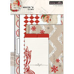 Teresa Collins - Santas List Collection - File Folders