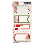 Teresa Collins - Santas List Collection - Sticky Notes