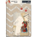 Teresa Collins Designs - Santas List Collection - Notebooks