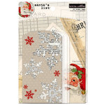 Teresa Collins - Santas List Collection - Treat Bags