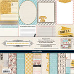 Teresa Collins - Summer Stories Collection - 12 x 12 Paper and Accessories Pack