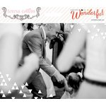 Teresa Collins Designs - Something Wonderful Collection - Photo Overlays