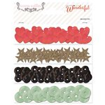 Teresa Collins Designs - Something Wonderful Collection - Sequins