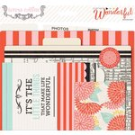 Teresa Collins Designs - Something Wonderful Collection - File Folders
