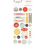 Teresa Collins Designs - Something Wonderful Collection - Buttons