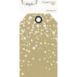 Teresa Collins Designs - Tinsel and Company Collection - Christmas - Tags