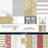 Teresa Collins Designs - Tinsel and Company Collection - Christmas - 12 x 12 Collection Pack