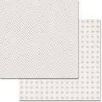 Teresa Collins - Urban Market Collection - 12 x 12 Double Sided Paper with Glitter Accents - Zig